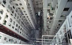 (David Chee) Tags: ricoh gr1v gr1 kodak ultramax 400 hong kong 香港 hk kowloon 九龍 tsim sha tsui tst 尖沙咀 chungking mansions 重慶大廈 street film analog