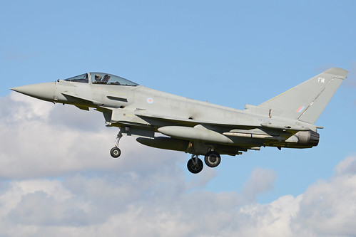 Eurofighter Typhoon FGR.4 'ZK304 / FM'