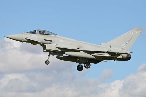 Eurofighter Typhoon FGR.4 'ZK304 / FM'