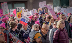womans march00-17 (mychannelmj) Tags: d7200 nikon tamron dslr digital dx noflash flashoff denver lakewood colorado outdoor natural sunlight daytime bokeh fun youth cool gorgeous face pretty cute beautiful people 2018womansmarch womensmarch 2018march 2018denver mychannelmj photo photography