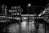 Pike Place (marv.sagles) Tags: seattle pikeplace street bw blackandwhite pikeplacemarket vacation