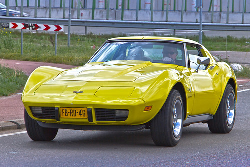 Chevrolet Corvette C3 Stingray Coupé 1977 (1805)