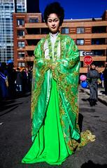20170204-_RAG4423 (bigbuddy1988) Tags: people portrait photography green costume dress festival woman chinese art new digital nikon d800 city urban gown asian asia newyork parade newyear lunarnewyear