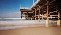 Pacific Beach, Crystal Pier, San Diego (miguel-jose) Tags: beach pier pacificbeach pb pacificocean sandiego