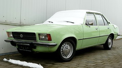 Opel Rekord D (vwcorrado89) Tags: opel rekord d commodore 1900