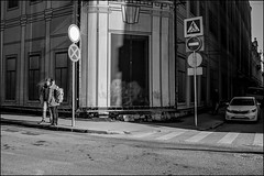 2a7_DSC1599 (dmitryzhkov) Tags: russia moscow documentary street life human candid monochrome reportage social public urban city photojournalism streetphotography stranger people bw dmitryryzhkov blackandwhite