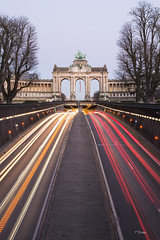 Brussels (Fab Boone Photo) Tags: city brussels light nikon architecture lightpainting belgium long exposure cityscape