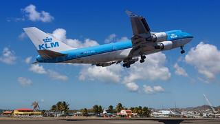 KLM Boeing B747-4 PH-BFG