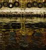 Bergen, March 1, 2018 (Ulf Bodin) Tags: norway canonefm55200mmf4563isstm bergenhavn hav hamn canoneosm3 ladder norge water reflections bergen outdoor stege bryggen harbour sea hordaland no