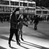 NYC skating (Michael Beresin) Tags: michaelberesin bryantpark skating iceskating newyorkcity nyc people blackandwhite streetphotography