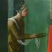 PESELLINO,1440-45 - Saint Cosme et Saint Damien soignant un Malade (Louvre) - Detail zf