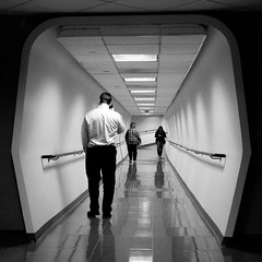in (Rusy Singh) Tags: houston blackandwhite people places