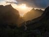 buena vista (Krinkle68) Tags: hill moutain mountainrange landscape mountainpeak hillside scenics sunset