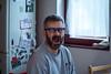 Visit home (mezitlab) Tags: canon eos350d pentacon 50mm old manual vintage portrait people family 2017