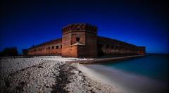 Dry Tortugas National Park (Matt Straite Photography) Tags: fort history historical national nationalpark island night dark long natural moon moonlight military army
