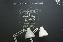 Wedding Ring Workshop (sophieericaclark) Tags: wedding rings jewellery workshop nottingham workbench peg bench jeweller enameling tools handmade nottinghamshire notts diy