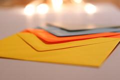 Umschläge (Tanja-Milfoil) Tags: nikkor moment colour bunt envelopes envelope umschlag umschläge 50mm milfoil tanja 5300 nikon