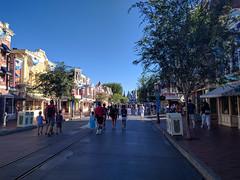 Main Street USA - Disneyland, California (BeerAndLoathing) Tags: california summer anaheim roadtrip trips disneyland disney californiatrip googleandroid july nexus6p 2016 usa google android unitedstates us
