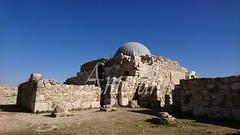 Umayyad Palace (ameera_hasan1987) Tags: amman citadel jordan tour palace