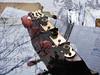 Melancolia (Jesus Daniel Hernandez) Tags: guitarra clasica musica doble exposicion clavijero notas estudio arbol gris rojo