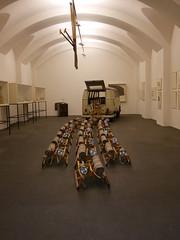 The pack (Das Rudel) - Joseph Beuys (UrbaceousSentiment) Tags: neue galerie kassel thepack8dasrudel joseph beuys documenta kunst art digital lumix dmcgm5