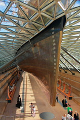 Copper-bottomed (innpictime ζ♠♠ρﭐḉ†ﭐᶬ₹ Ȝ͏۞°ʖ) Tags: london greenwich se10 boat ship copper cuttysark tallship teaclipper visitors sailingships hull copperbottomed waterline