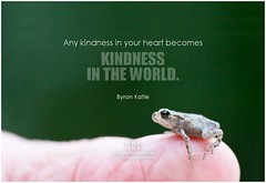 Byron Katie Any kindness in your heart becomes kindness in the world (symphony of love) Tags: byronkatie character characterquote characterbuilding goodcharacter quoteoncharacter picturequoteoncharacter goodheart kindhearted lovingheart symphonyoflove sol omrekindlingthelightwithin om quotation quote quoteoftheday quotetoliveby qotd quotes inspirationalquote inspirational inspiringquotes inspiration motivationalquotes motivatingquotes motivation dailymotivation dailyinspiration dailyquote potd picturequote picture pictureoftheday pictures