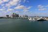Port Miami (Rick & Bart) Tags: miami florida usa city urban portmiami boats ship skyline cityscape rickvink rickbart canon eos70d