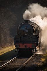 LMS Hughes Crab 13065 (Mister Oy) Tags: eastlancsrailway train d850 nikond850 nikon70300mmf456afsvr steamtrain