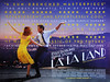 la-la-land-quad-poster-b (Cinema Quad Posters) Tags: quadposter britishfilmposter movieposter cinema poster art artwork vintage original ds quad uk advance teaser rerelease anniversary linenbacking motionpicture posterdesign