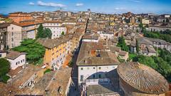 Perugia - cityscape (Cristiano Pelagracci) Tags: perugia umbria torredeglisciri cityscape city