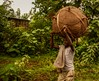Going to the Market (Rod Waddington) Tags: africa african afrique afrika äthiopien ethiopia ethiopian ethnic etiopia ethnicity ethiopie etiopian wollaita wolayta wollayta tribe traditional tribal market streetphotography handmade man house landscape outdoor candid
