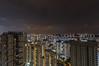 Concrete Beauty (OzGFK) Tags: asia hdb housingdevelopmentboard nikond90 singapore skyvilleatdawson skyvilledawson tokinalens cityscape clouds dusk evening heartlands longexposure night rooftop skyline suburbs sunset viewingdeck