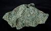 Ryholite altérée verte (YVDB7) Tags: roche minéraux ryholite verte