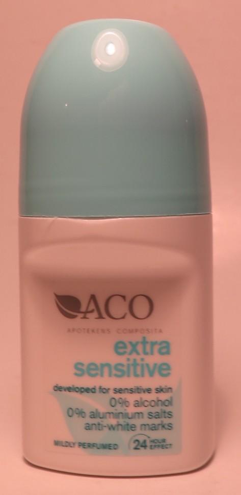 aco extra effektiv antiperspirant