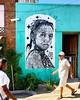Graffiti Itacaré-Bahia (izolag) Tags: praia itacare nordeste montanacans arteurbana stencil brazilanart graffiti izolag