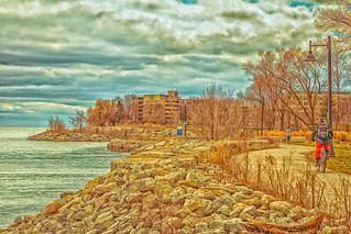 Mimico Waterfront Park