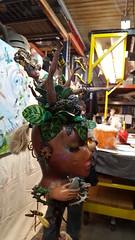 Pam O'Neil's sculptural details