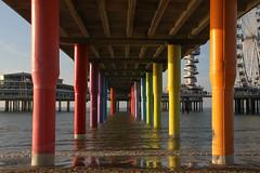 Den Haag am 18.02.2018 (pilot_micha) Tags: 18022018 depier denhaag februar2018 holland küste nl netherland niederlande pier scheveningen sonntag strand südholland winter zuidholland beach coast sunday