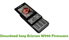 Sony Ericsson W995 Firmware (AndroidRomFree.com) Tags: stock rom flash file firmware android