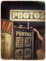Developing (BLACK EYED SUZY) Tags: hipstamatic arcade boardwalk retro photobooth
