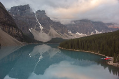 21376-moraine lake (oliver.dodd) Tags: canada banff morainelake lake mountains morning nature