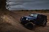 Wrangler XII (Skyrocket Photography) Tags: jeep wrangler rubicon storm tucson arizona dan santamaria skyrocket photography blue sexy rugged mudding off road vehicle