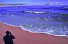Invernalia a marina. (josepponsibusquet.) Tags: mediterrani mediterrànea mediterraneo blau azul platja playa illes islas medes illesmedes islasmedas lestartit estartit goladelter baixempordà costabrava catalunya catalonia cataluña sombra silueta invernalia marina color colorista baixter
