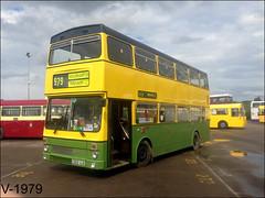 2989 (E989 VUK) ((Stop) The Clocks) Tags: wmt mcwmetrobus e989vuk 2989 popsrally westmidlandstravel