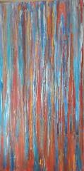 hadow forest (Peter Wachtmeister) Tags: artinformel art modernart artbrut minimalart acrylicpaint abstract abstrakt popart surrealismus surrealism hanspeterwachtmeister