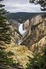Lower Yellowstone Fall (birgitmischewski) Tags: yellowstone yellowstonenp loweryellowstonefall