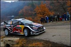 Rallye Monte Carlo 2018: Elfyn Evans / Daniel Barritt (Julien Dillocourt) Tags: rally rallye monte carlo wrc 2018 ford fiesta evans elfyn