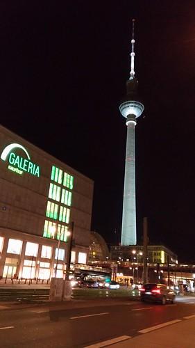 Alexander Platz und das Fernsehturm