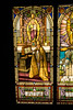 A pope in stained glass (quinet) Tags: 2017 canada glasmalerei montreal québec stjosephsoratory stainedglass vitrail 124